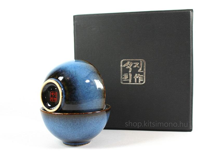 Koreai teáscsészék kínai teákhoz