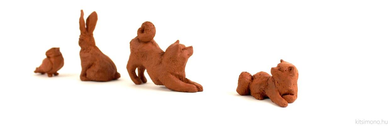 handmade ceramic tenpai figures kitsimono (1)
