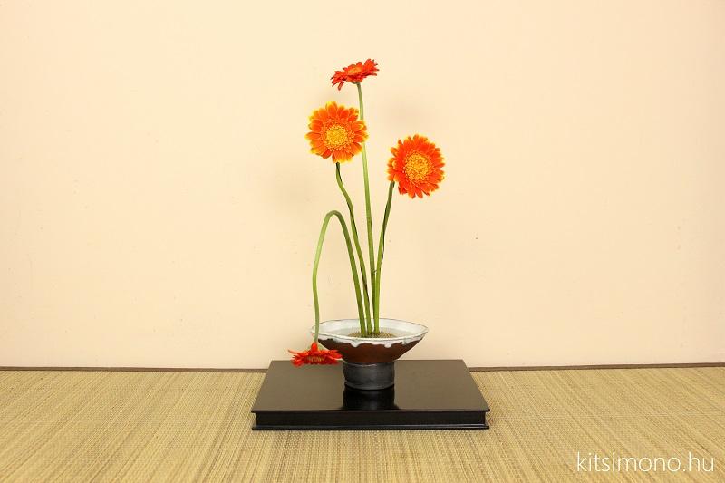 ikebana modern compositions kitsimono arts (3)