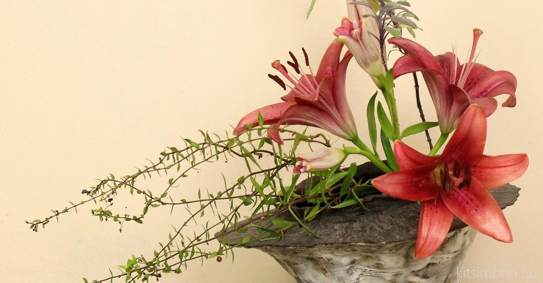 ikebana modern compositions kitsimono arts (4)