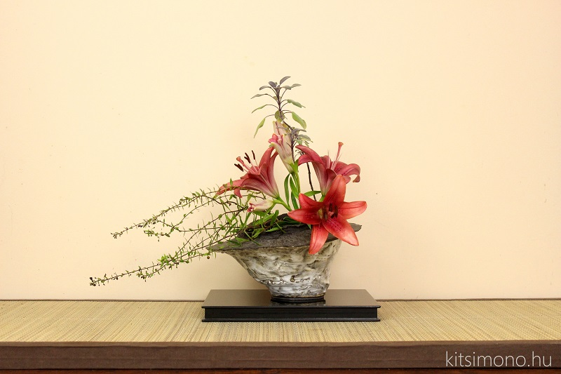 ikebana modern compositions kitsimono arts (5)