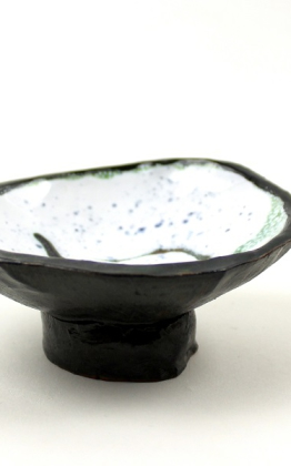 handmade pot bowl tal for japanese foods