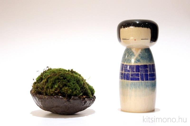 kokeshi bonsai kusamono kitsimono handmade (31)