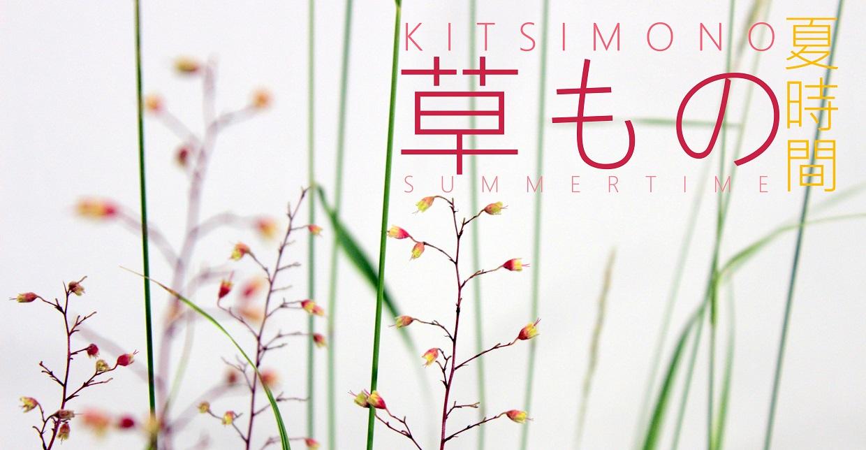 kusamono in summer on display kitsimono (3)