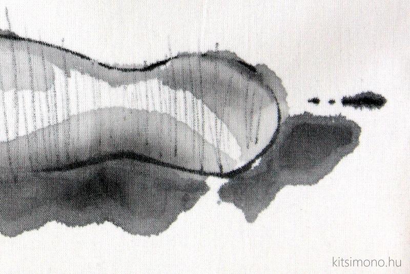 kitsimono kakemono murakami haruki inspiration iq84 air woven cocoon  (10)